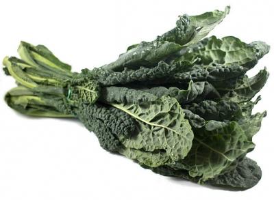Organic Kale Black Tuscan Bunch