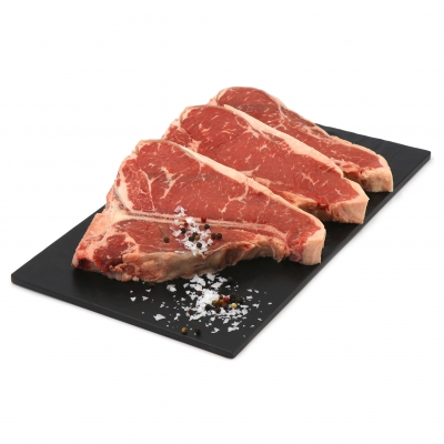 Premium T-Bone Steak Family Pack 1kg