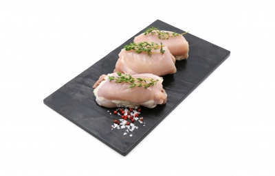 Chicken Thigh Fillet Bulk Pack 1kg