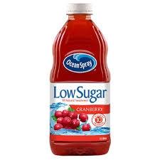 Ocean Spray Drink Cranberry Low Sugar 1.5lt