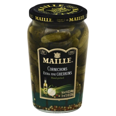 Maille Cornichons Extra Fine 220g