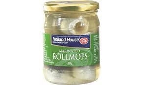 Holland House Marinated Rollmops 500g