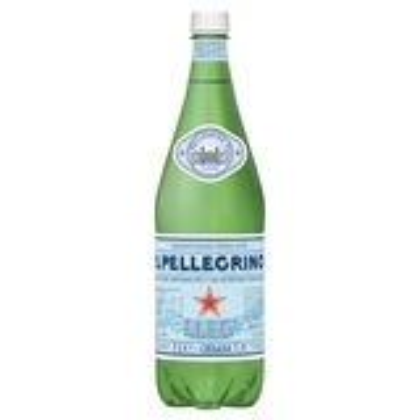 San Pellegrino Sparkling Mineral Water 1lt