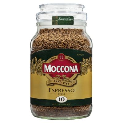 Moccona Coffee Freeze Dried Espresso 400g