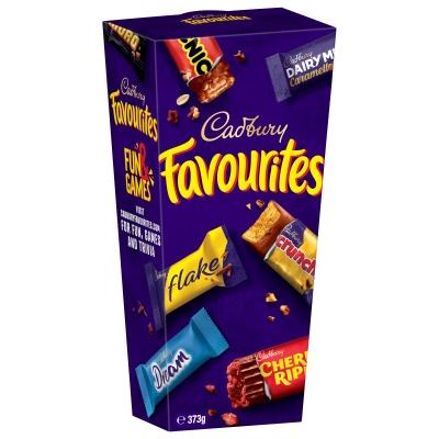 Cadbury Chocolate Favourites 373g