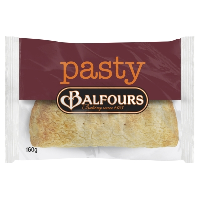 Balfours Pasty 160g