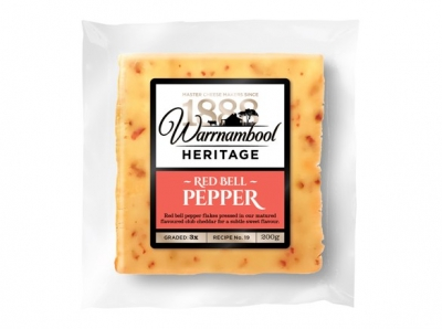 Warnambool Cheese Red Bell Pepper 200g