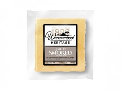 Warrnambool Cheese Smoked Club 200g