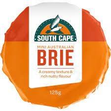 South Cape Mini Brie 125g