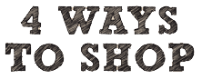 4 Ways to Shop